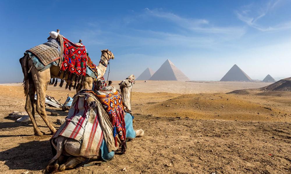 Giza Pyramids - Cairo City - Egypt Tours Portal