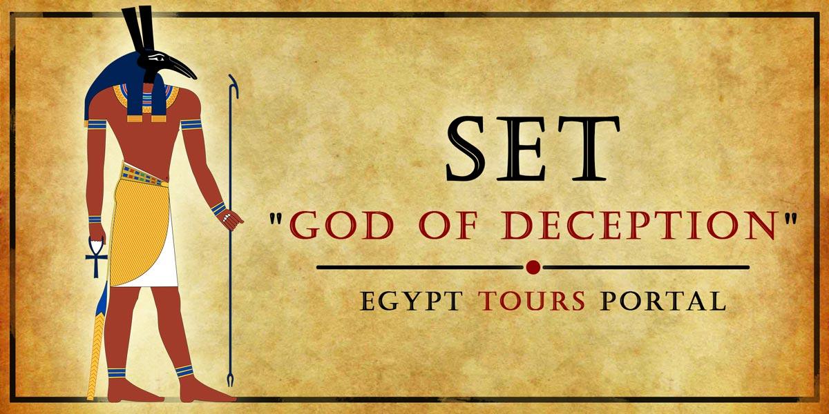 Set, God of Deception - Ancient Egyptian Gods And Goddesses - Egypt Tours Portal
