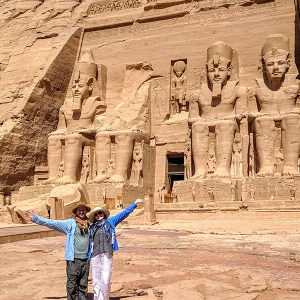 4 Days Cairo and Abu Simbel Tour Package