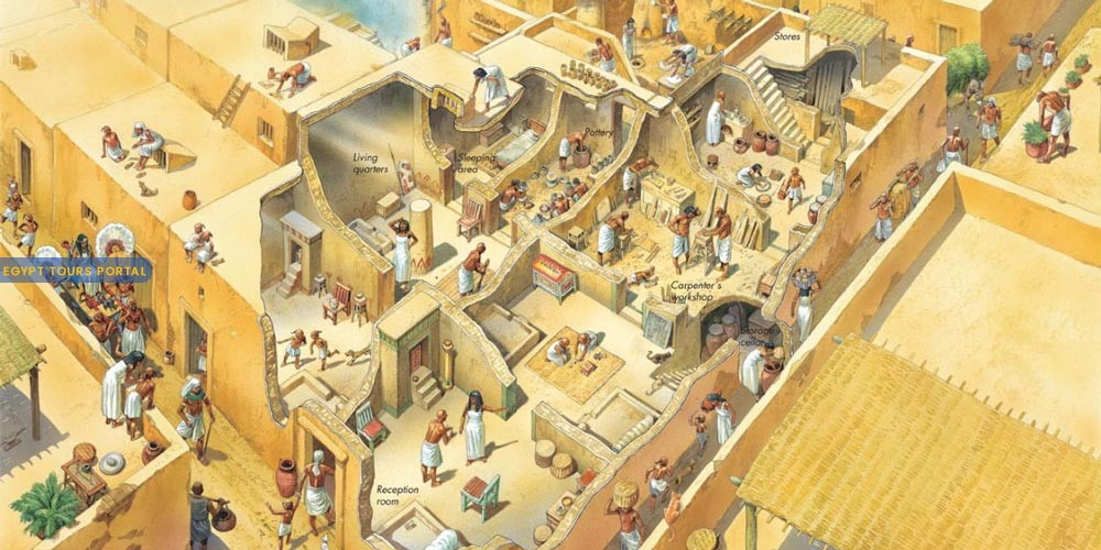 Ancient Egyptian Inventions In Craftsmanship, Art, and Entertainment - Egypt Tours Portal