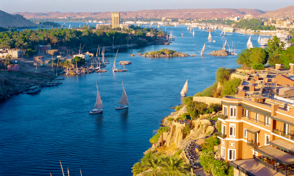 Historical Role of the Nile River - Egypt Tours Portal