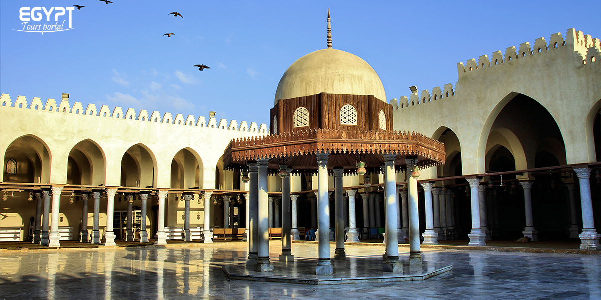 Amr Ibn Al-Aas Mosque History - Egypt Tours Portal