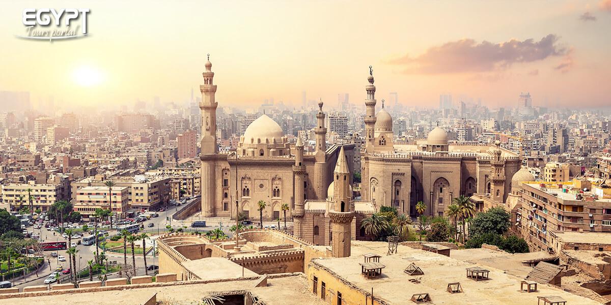 Tours to Sultan Hassan Mosque - Egypt Tours Portal