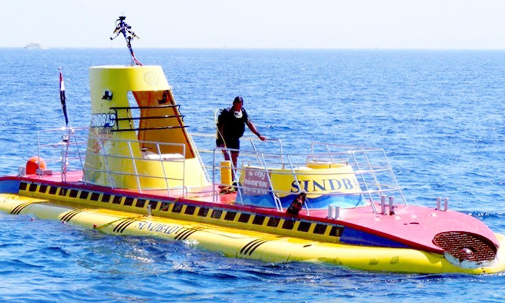 Sindbad Submarine - Things to Do in Hurghada - Egypt Tours Portal