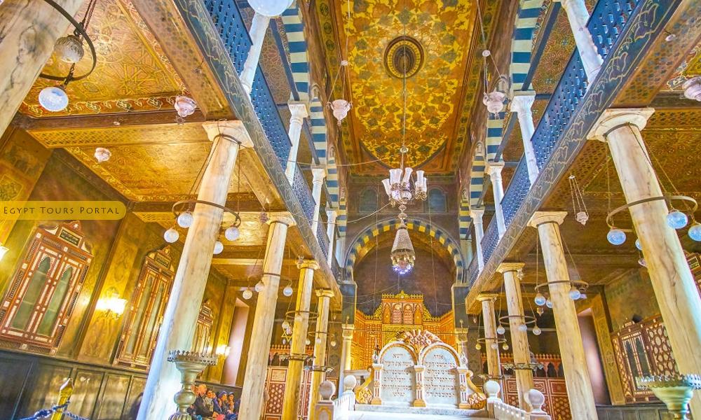 Ben Ezra Synagogue Architecture - Egypt Tours Portal