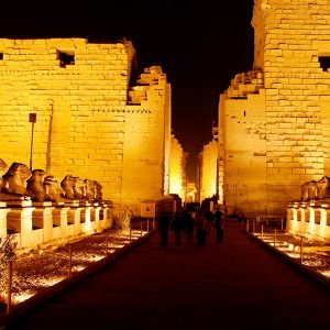 Karnak Temple Sound and Light Show Tour
