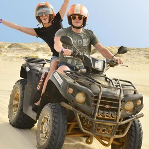 Super Safari Excursion in Port Ghalib