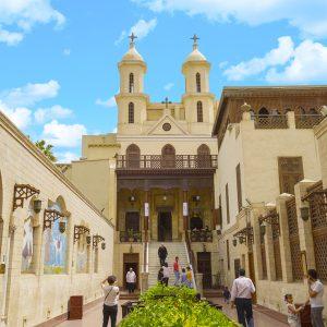 6 Days Pyramids & Coptic Cairo in Depth