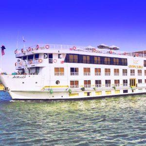 5 Days Nile Cruise from Soma Bay