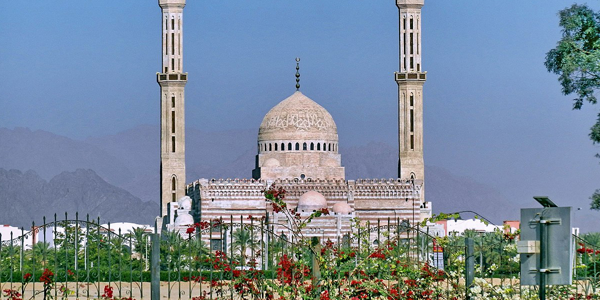 Al-Mustafa Mosque- Things to do in Sharm El Sheikh With Outdoor Activities - Egypt Tours Portal