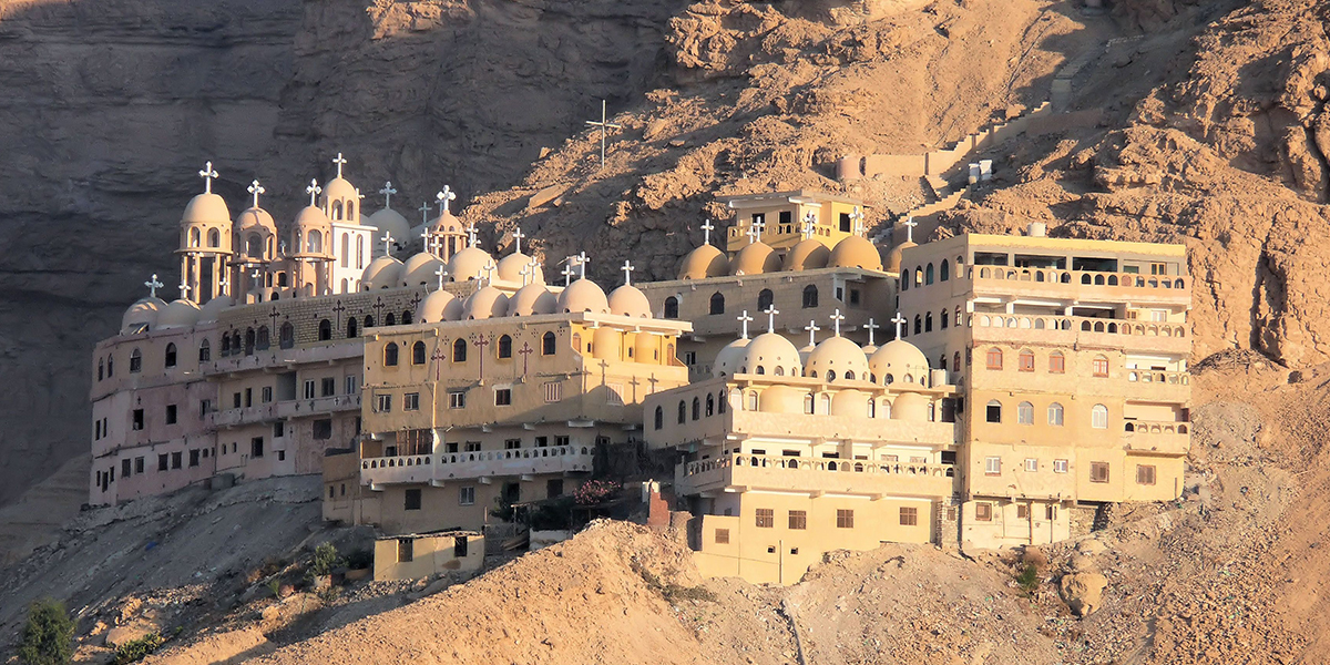 Monastery of Saint Paul - Christian Monuments and Monasteries in Egypt - Egypt Tours Portal