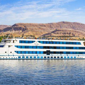 Luxury Oberoi Zahra Nile Cruise