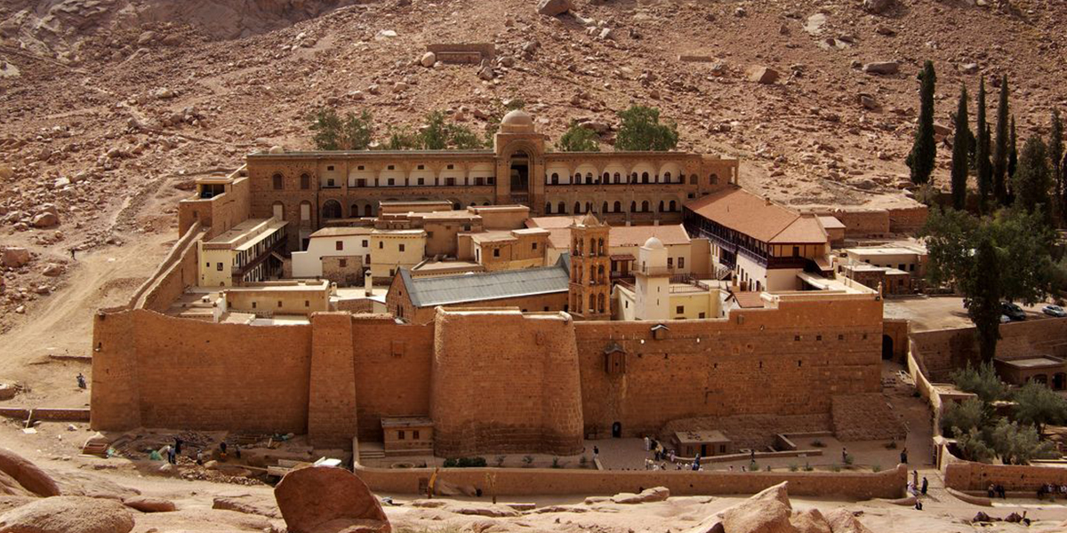 Saint Catherine's Monastery - Things to do in Sharm El Sheikh With Outdoor Activities - Egypt Tours Portal