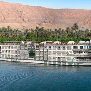 Luxury Sonesta St George Nile Cruise