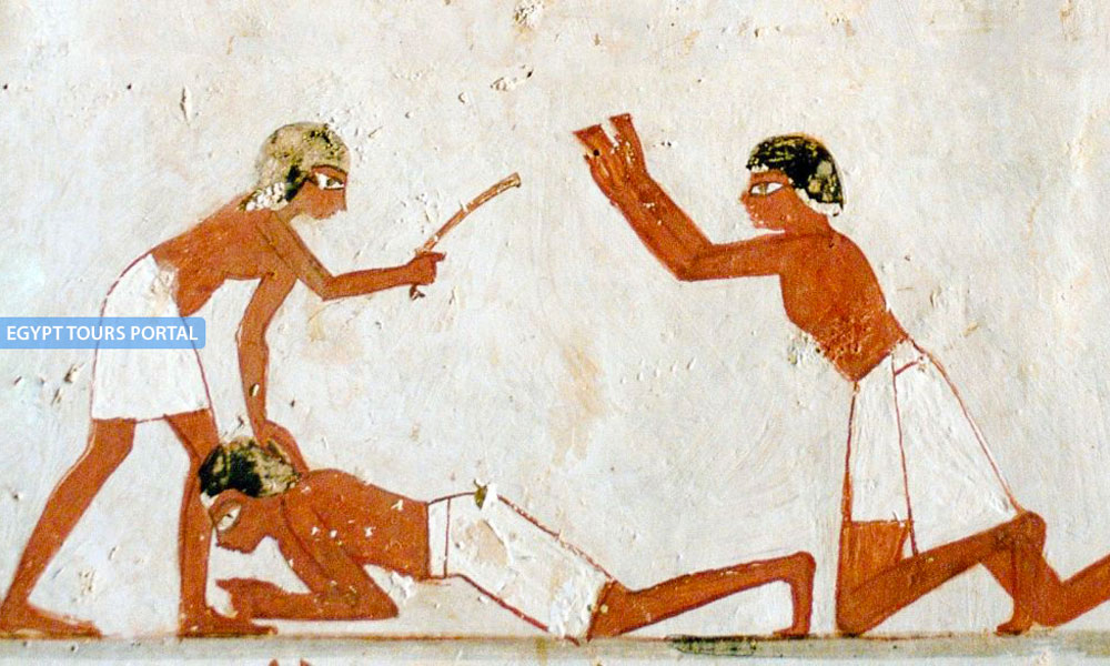 Crime & Punishment Types in Ancient Egypt - Egypt Tours Portal
