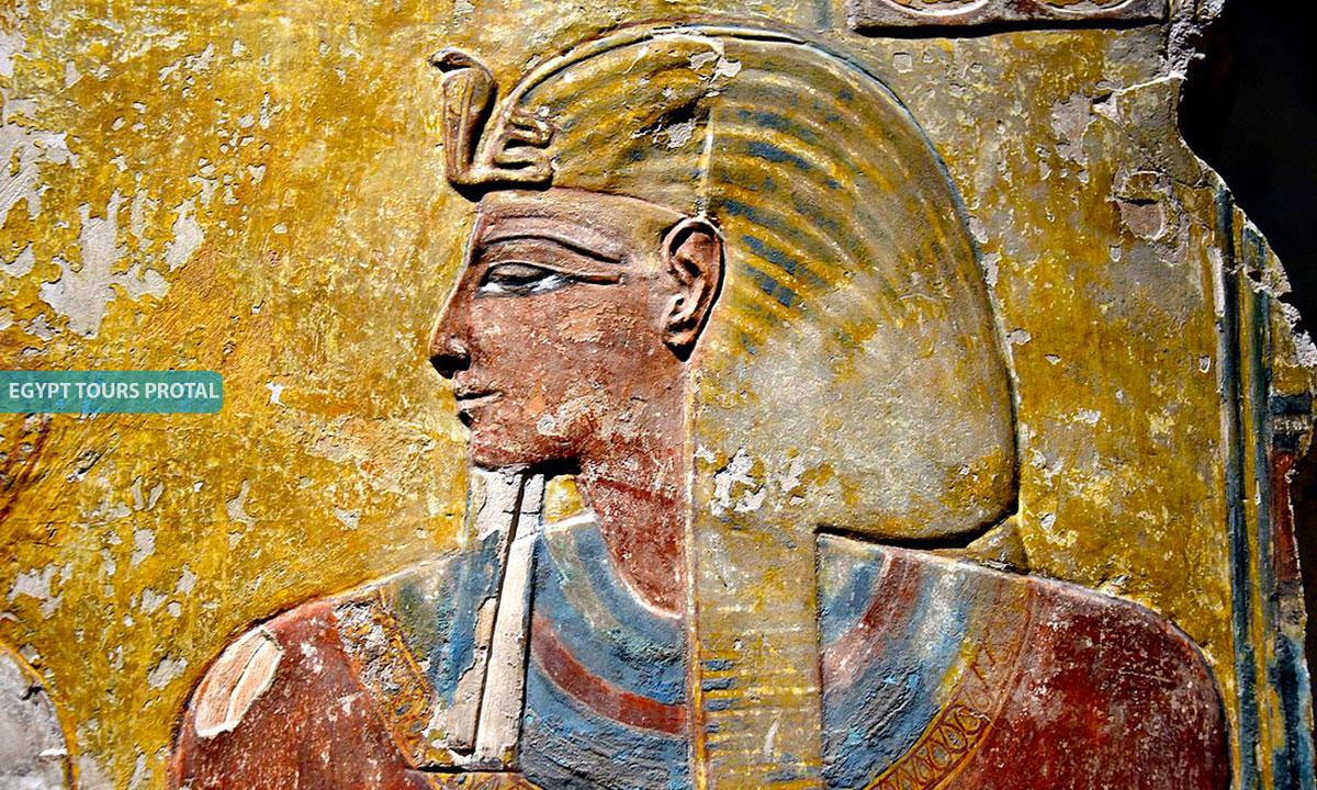 King Seti I Facts - Egypt Tours Portal