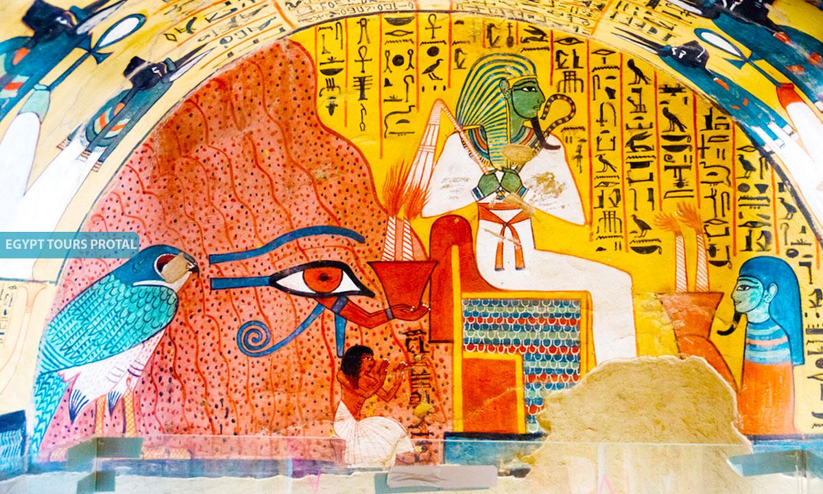 Purpose of Ancient Egyptian Art - Egypt Tours Portal